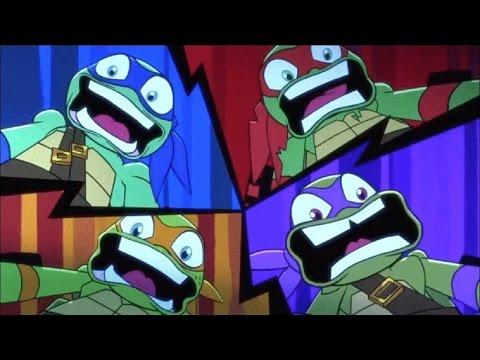 Teenage Mutant Ninja Turtles - Half Shell Heroes Blast to The Past TMNT English