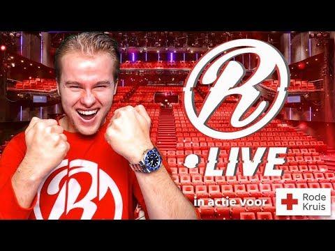Royalistiq LIVE 2.0 - Beatrix Theater (Utrecht) Livestream