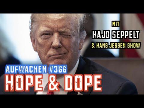 Aufwachen #366: Mueller-Report, Putin & deutsches Dopingsystem (mit Hajo Seppelt)