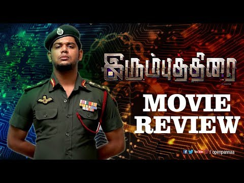 Irumbuthirai Movie Review by Vj Abishek | Open Pannaa