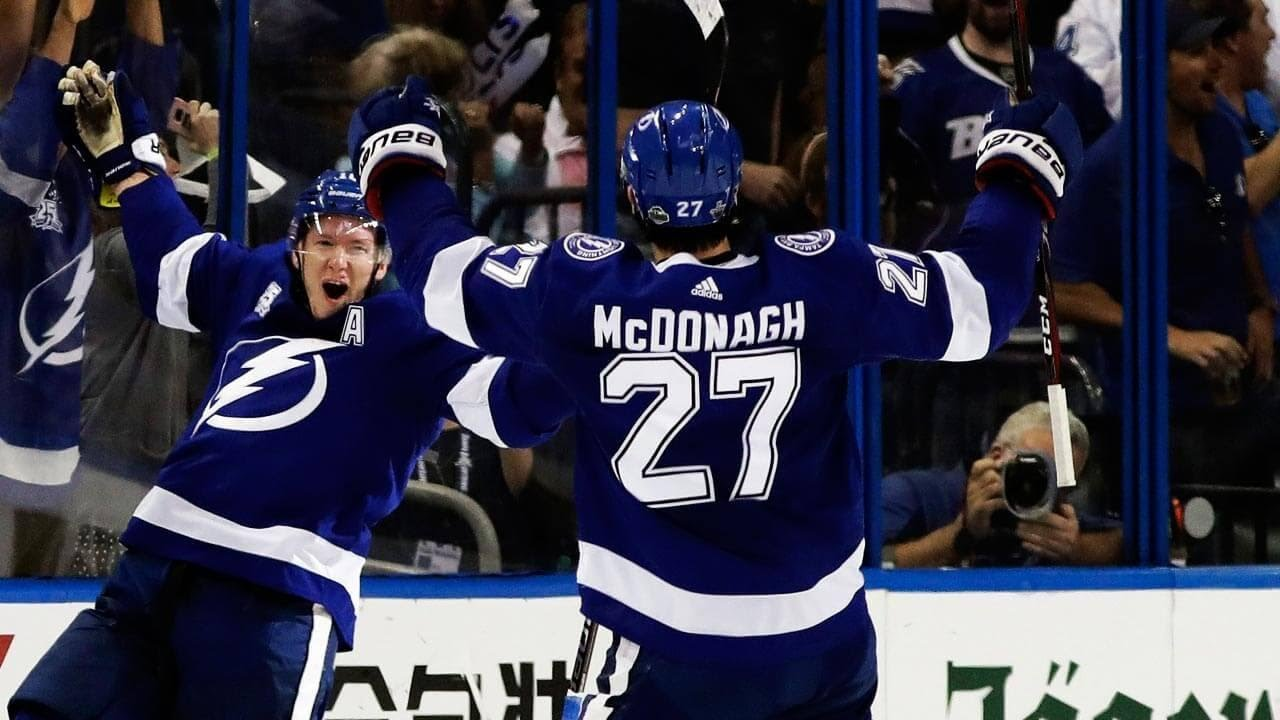 Ryan McDonagh signs extension with Lightning - YouTube 0a0ff66cc