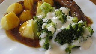 Thermomix TM 5 Kartoffeln, Brokkoli und Mehlschwitze (auch für TM 31)