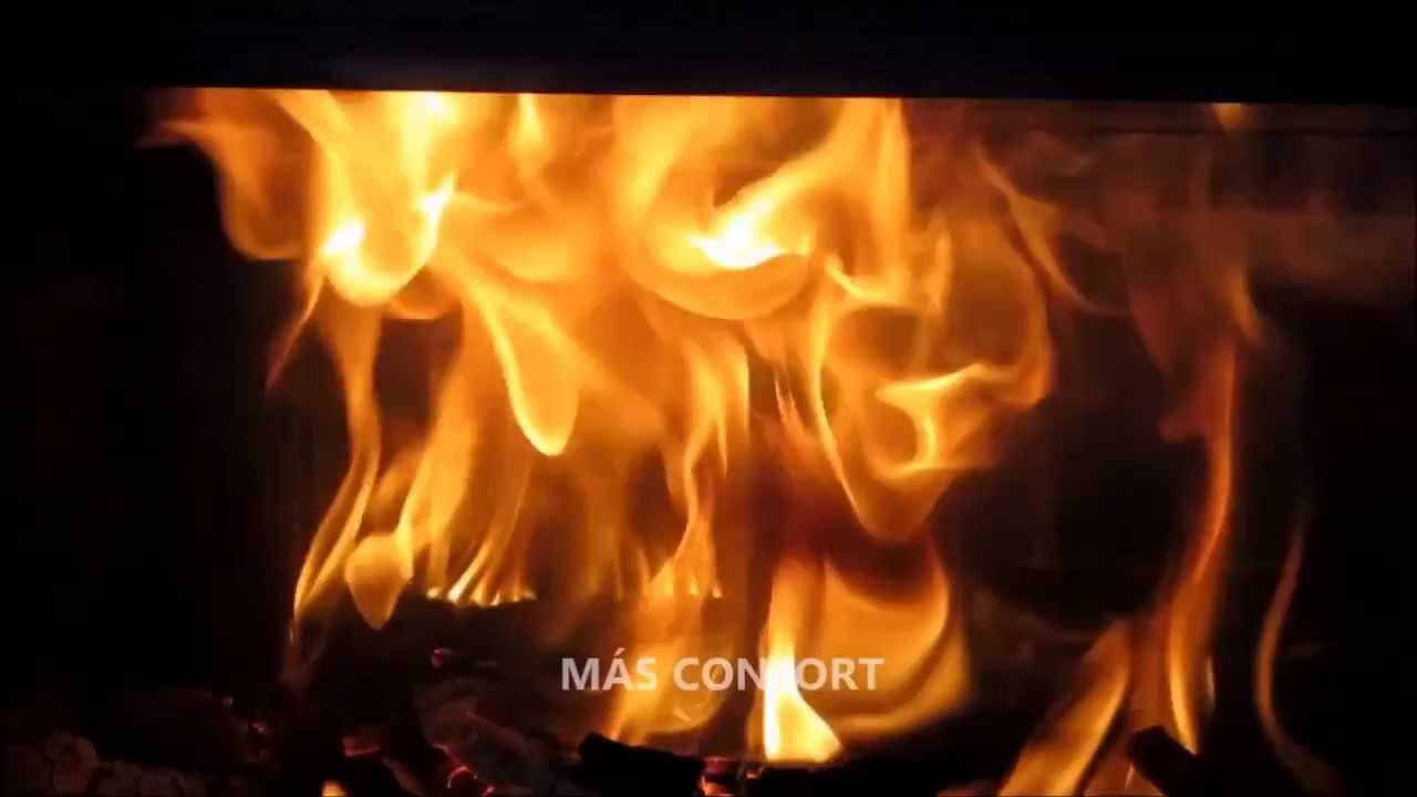 Ferlux combusti n doble de chimeneas de le a youtube - Youtube chimeneas lena ...
