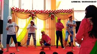 Bom diggy bom | Dance | Choreography | Ganesh | Festival | Performance
