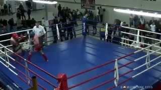 Смотреть онлайн бой чемпионат 2014 Барс Перетятько Юрий