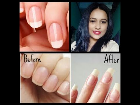 DIY-GROW NAILS IN 3 DAYS