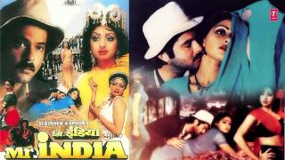 Kate Nahin Kat Te Full Song (Audio) | Mr. India | Anil Kapoor, Sridevi