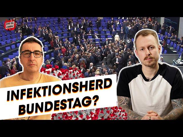 Corona: Bundestag im Ausnahmezustand!