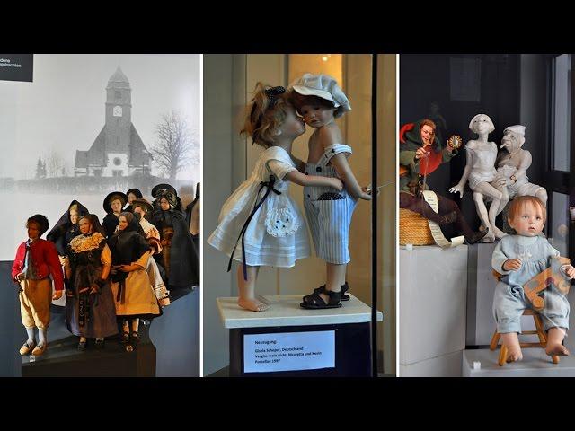 Museum der Deutschen Spielzeugindustrie in Neustadt