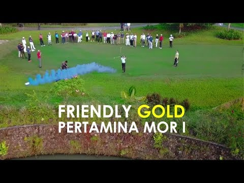 PERTAMINA FRIENDLY GOLF ROYAL SUMATERA 16 MARET 2019