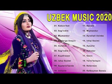 Слушать песню TOP 100 UZBEK MUSIC 2020  |  Узбекская музыка 2020 |  узбекские песни 2020.