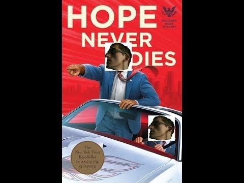 Hope Never Dies review (Obama Biden Mysteries #1)