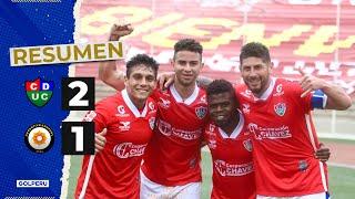 Resumen: Unión Comercio vs Deportivo Coopsol (2-1) #LIGA2XGOLPERU