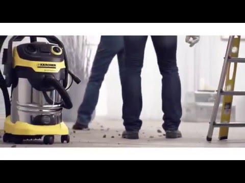kärcher - aspirateurs multifonctions - youtube