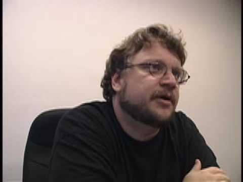 """""""Guillermo del Toro: """"I hate structure."""""""""""