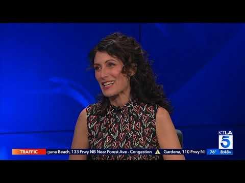 Lisa Edelstein on Directing, Writing & Starring in