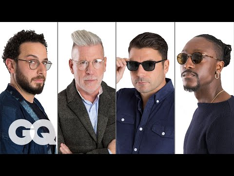 How To Find The Right Glasses For Your Face | GQ