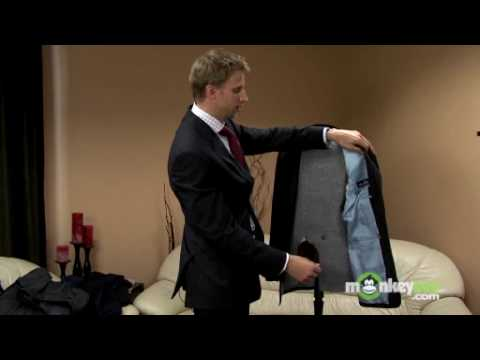 Men's Fashion - How to Choose a Quality Suit Part Two