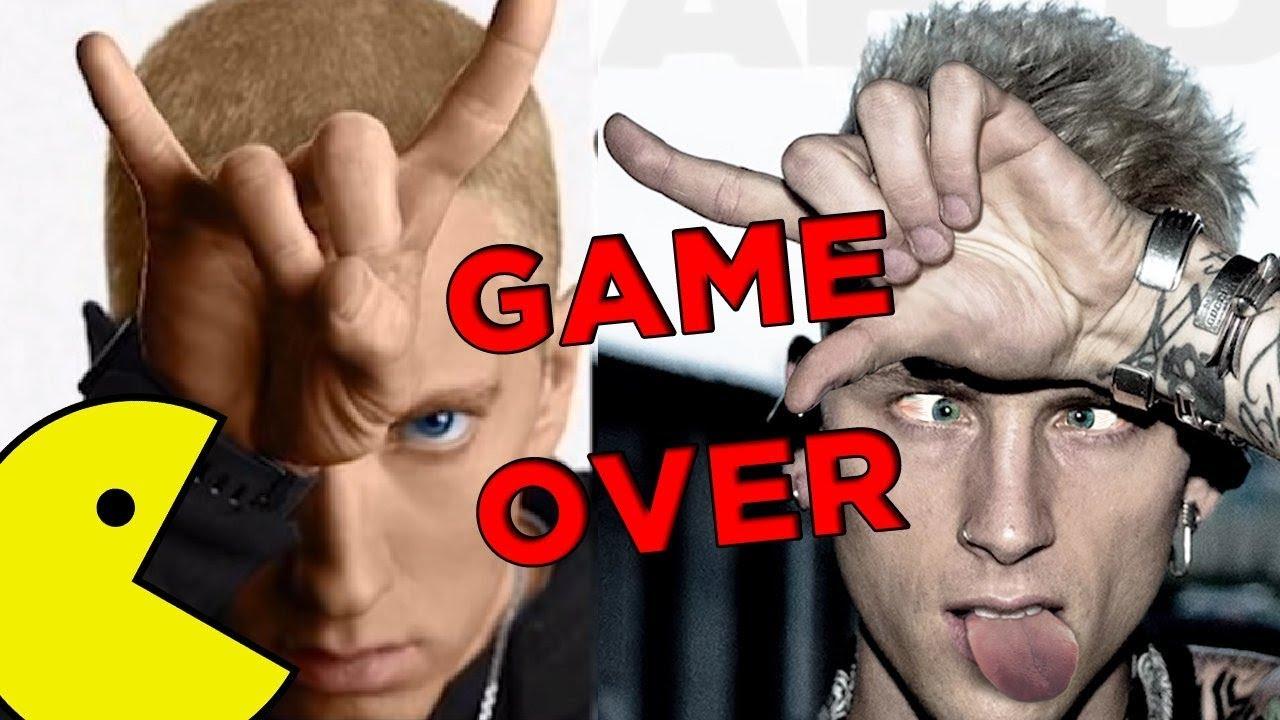 Eminem - Pac Man (MGK DISS Part 2)