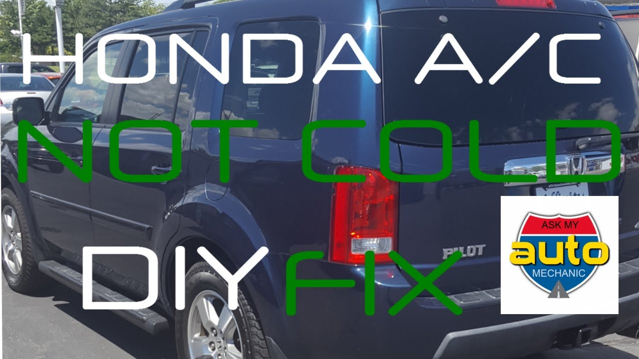 honda pilot ac not working common ac relay replacement fix [ 1280 x 720 Pixel ]