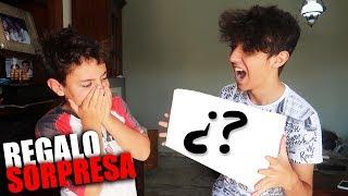 LE HAGO EL REGALO DE SU VIDA A MI HERMANO POR SORPRESA!! - Agustin51