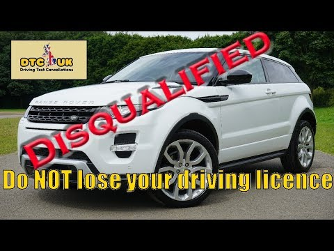 Do NOT Lose Your Driving Licence | DTC-UK | Driving Test UK
