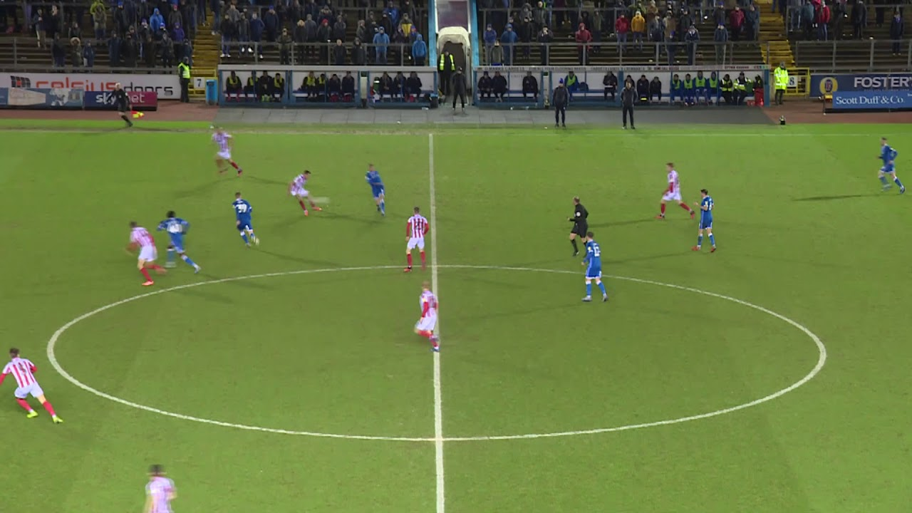 Карлайл Юнайтед  0-1  Челтнем Таун видео