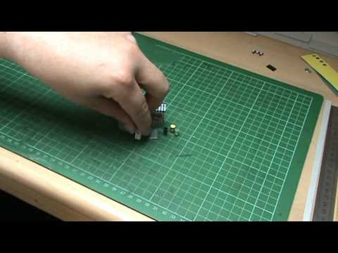 Wordsworth Model Railway 95d – Kit Construction Techniques Part 4.
