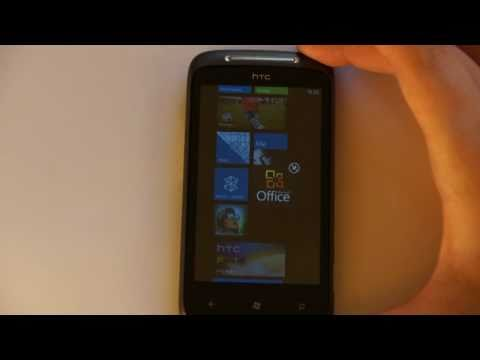 zune software for windows phone 7.5  youtube
