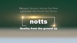 Notts @ Seafield Car Park, Westward Ho!