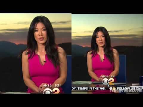 Sharon Tay - CBS2 Los Angeles HD 02/29/2016
