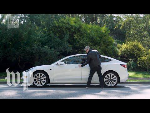 Tesla's 'Sentry' Mode Mode Turns Your Car Into Recording Surveillance Camera