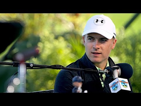 Golfer Jordan Spieth on The Dan Patrick Show   Full Interview   2/8/18