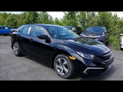 New 2019 Honda Civic Wilkes-Barre PA Scranton, PA #H43664 - SOLD