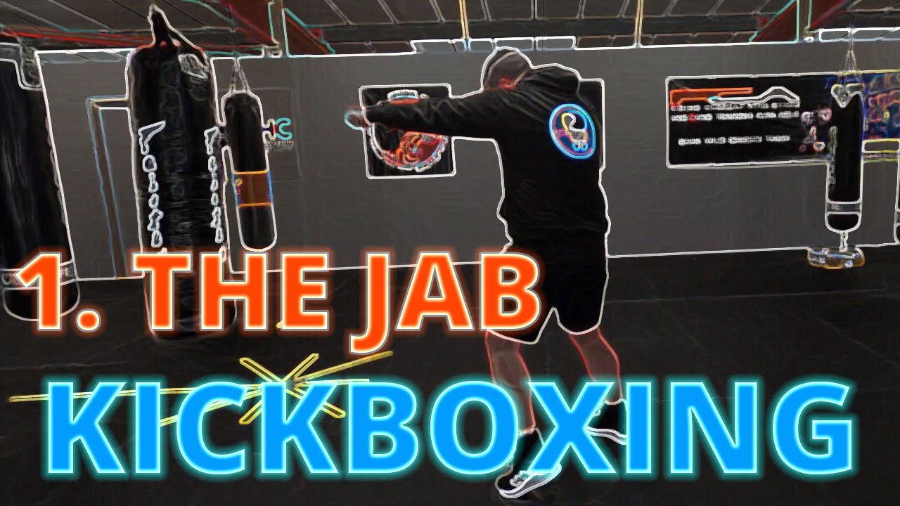 Jacob Wells Kickboxing Series - 1. The Jab