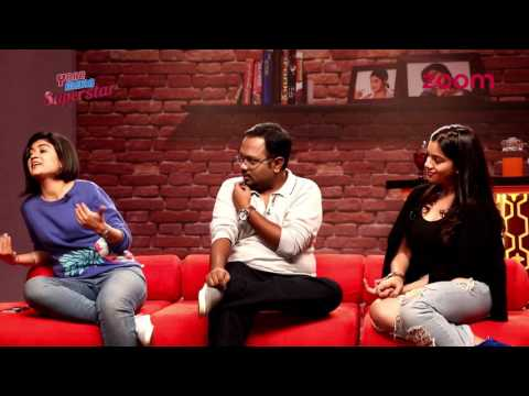 Nidhi Bisht Talking About The IIT Delhi Lingo | Yaar Mera Superstar| Season 2