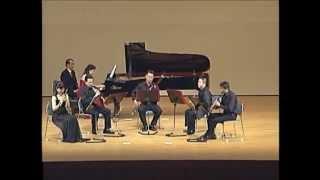 Poulenc Sextour 2.3mov. プーランク 六重奏曲 2・3楽章 AWN quinntette