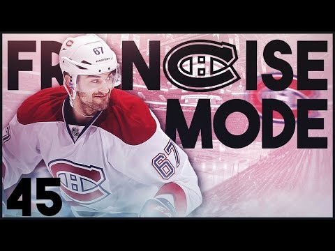 "NHL 18 - Montreal Canadiens Franchise Mode #45 ""Lightning Schmitening"""