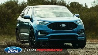 Ford's First Performance SUV: Edge ST DNA (Episode 2 of 3) | Ford Performance