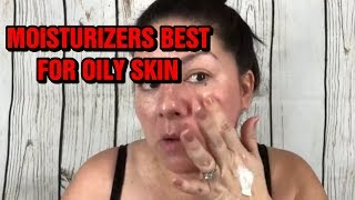 TOP INEXPENSIVE MOISTURIZERS FOR OILY SKIN