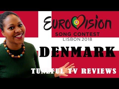 EUROVISION 2018 - DENMARK - Tuneful TV Reaction & Review