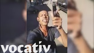 Brazilian Gang Member Killed After Uploading Video To Facebook Live