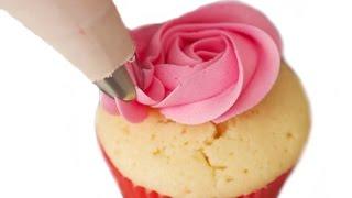 Рецепт масляного крема (для украшения десертов) | Buttercream FROSTING RECIPE(Можно заказать торт или капкейки у меня, если Вы находитесь в Москве или МО: https://vk.com/club121994577 Рецепт масляног..., 2016-03-05T19:07:33.000Z)
