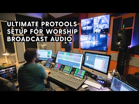 Worship Broadcast Audio
