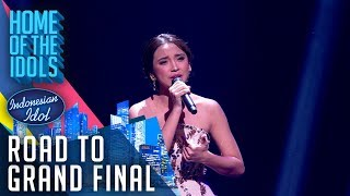 LYODRA - HATI YANG KAU SAKITI (Rossa) - ROAD TO GRAND FINAL - Indonesian Idol 2020