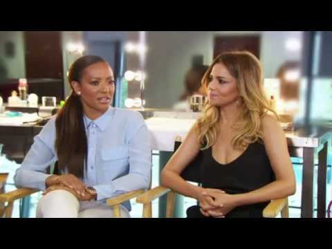 Mel B Interview X Factor This Morning