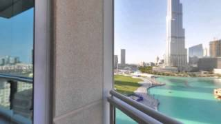 Burj Residence Tower 6 (E3) Apartment Burj Khalifa View 1689 sq ft 2 Bed
