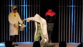 コントユニット[PLAT-formance]のプロデュース公演、[DUST CHUTE UTO...