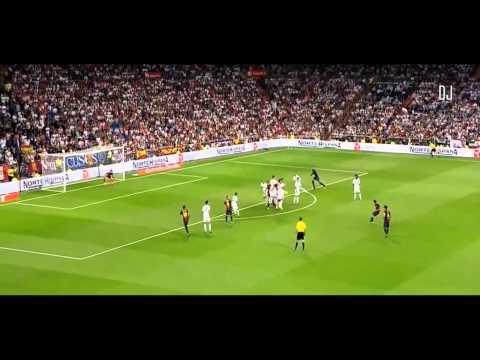 Месси против Реал Мадрид   Лучшие Финты и Голы 2006 2014