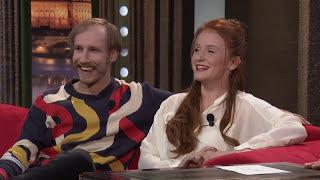1. Marie Doležalová a Marek Zelinka - Show Jana Krause 21. 9. 2016